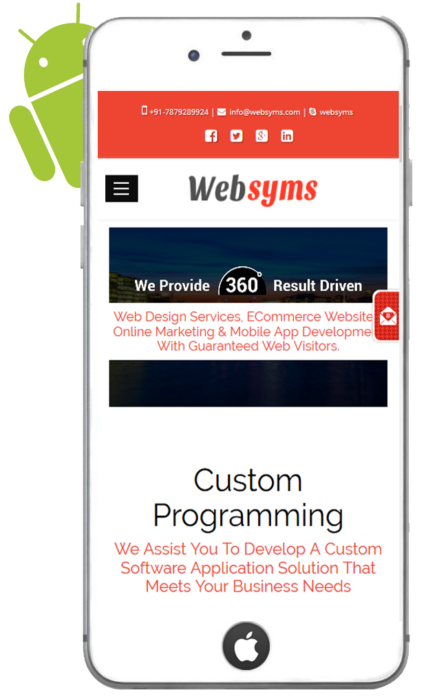 Mobile  Application  Programming